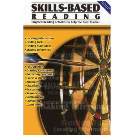 Skills Based Reading, yellow book