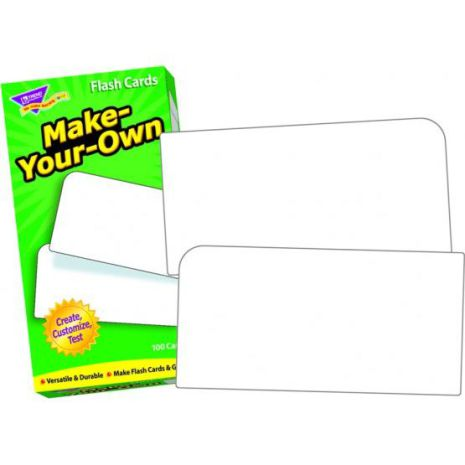 Flash cards,vita, 100st