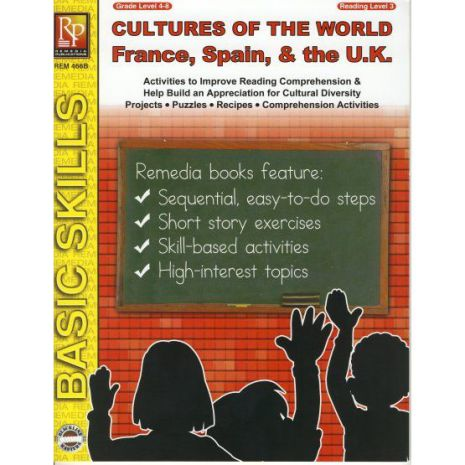 Cultures of the World, France, Spain, The U:K