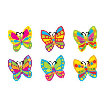 Stora fjärilar