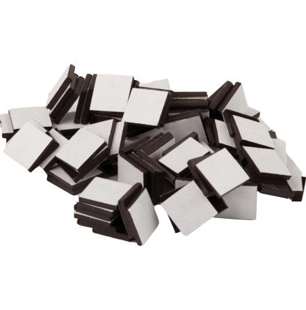 Magneter, små och självhäftande