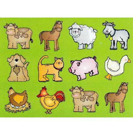 Lantgårdens djur