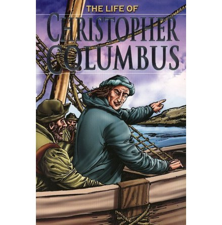 The life of Christoffer Columbus / Stories from History