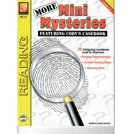 More Mini Mysteries inkl. CD