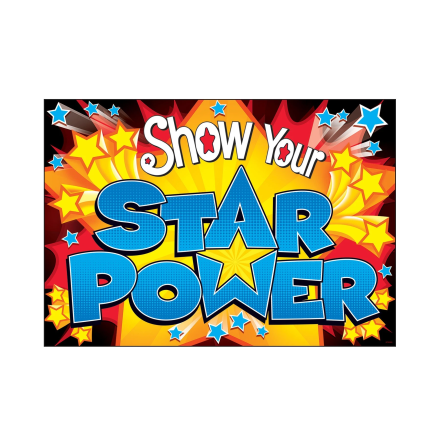 Show your Star Power